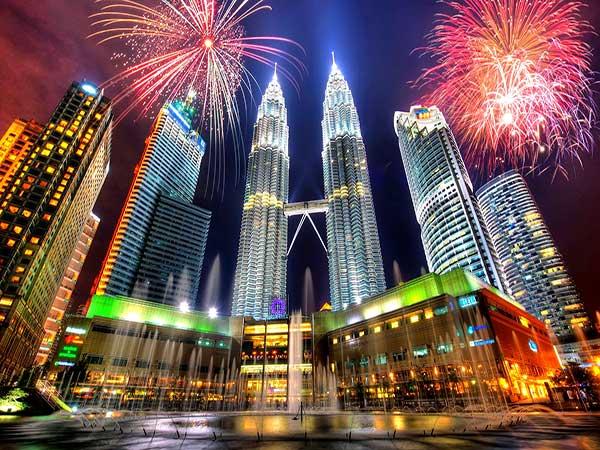 تور مالزی هوایی با یلدا سیر - تور ارزان مالزی