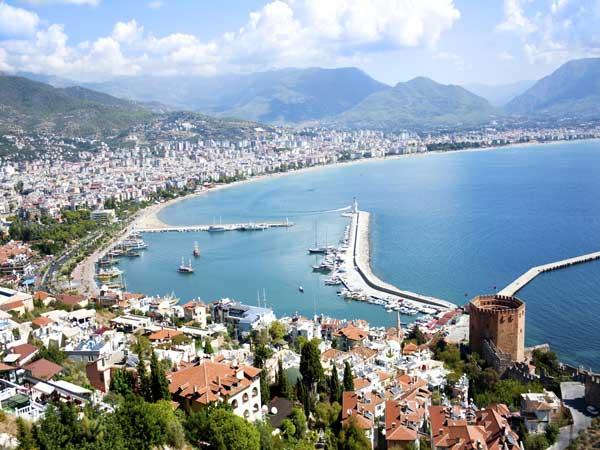 تور آنتالیا | تور ترکیه - تور مسافرتی یلدا سیر پارسیان
