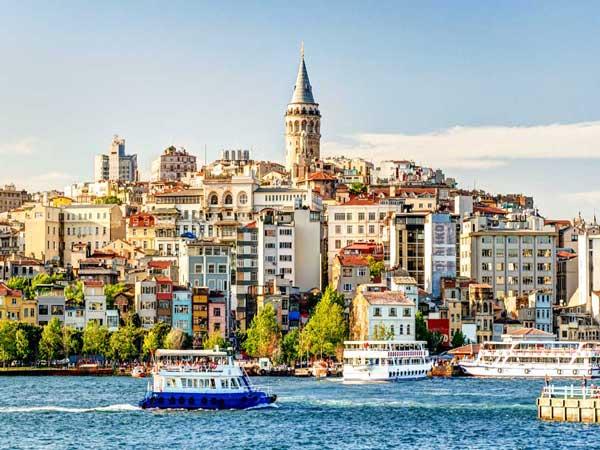 تور استانبول - بلیط استانبول