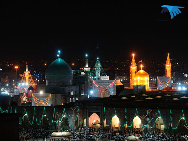 تور مشهد با یلدا سیر پارسیان