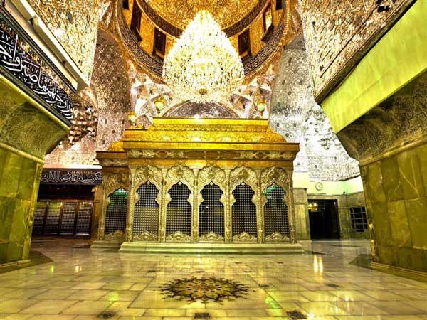 تور کربلا | تور هوایی کربلا | ماه رمضان 96