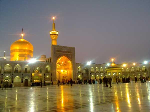 آفر تور مشهد-تور ارزان قیمت مشهد