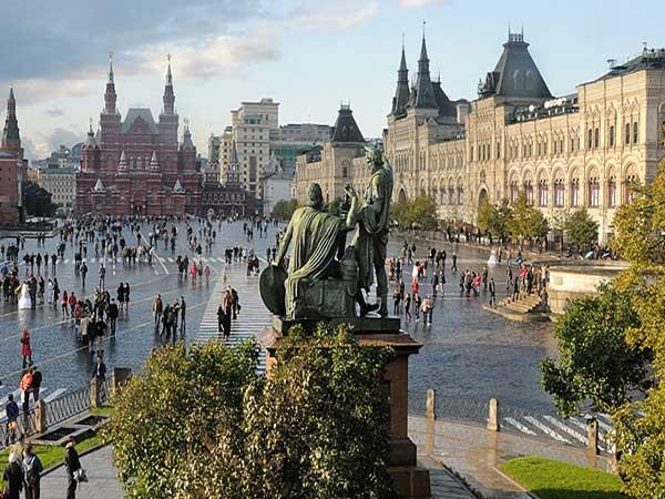تور روسیه | تور مسکو | تور سنت پترزبورگ
