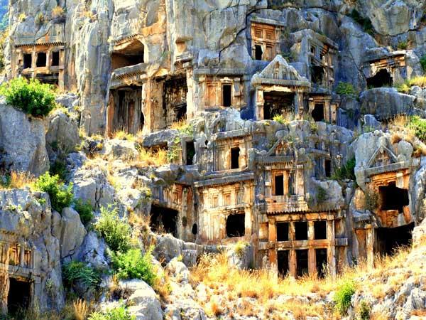 تور آنتالیا ارزان - تور ترکیه