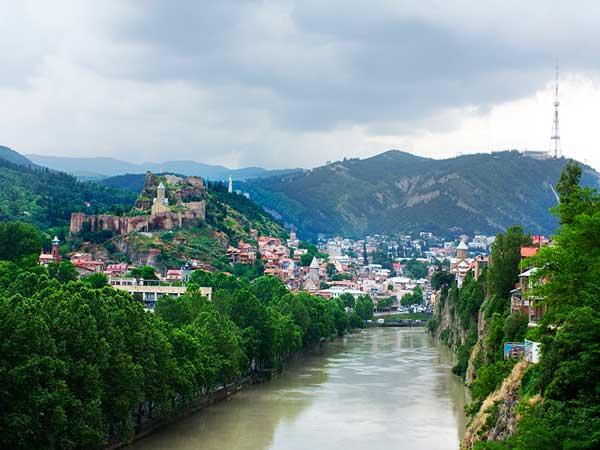 تور گرجستان - تور تفلیس