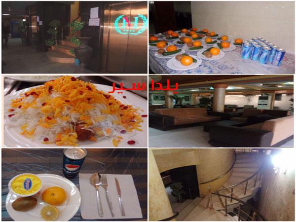 هتل یاسمین با تور هوایی کربلا