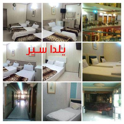 هتل یاسمین عراق | تور هوایی کربلا