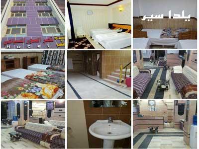 هتل قصر السور در نجف