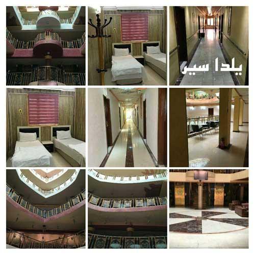 هتل-قصر السور-نجف-تور-کربلا-با-هواپیما