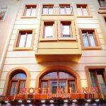 ساختمان هتل گرند میلان استانبول