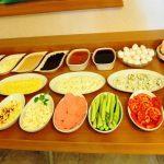 غذای هتل تمارا رزیدنس در استانبول